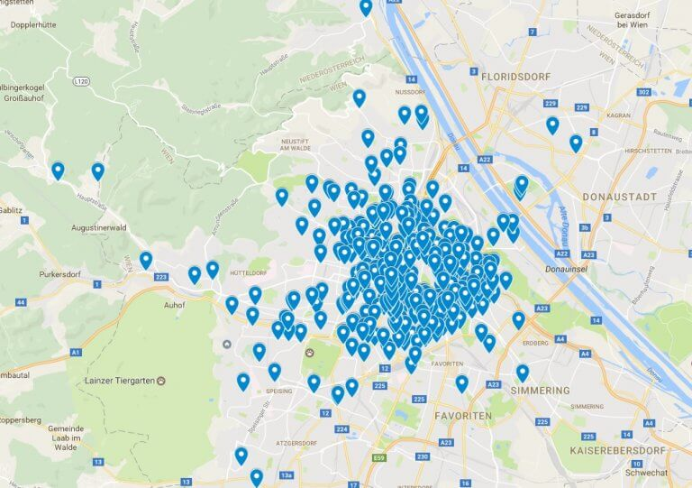 Altbausanierung Wien - Immomanagement - Projektkarte